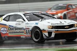 #69 V8 Racing, Chevrolet Camaro GT4: Jelle Beelen, Marcel Nooren