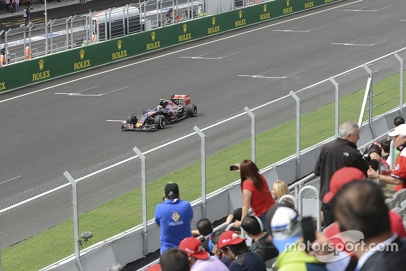 Макс Ферстаппен – Гран При Австралии, 2015 – сход с дистанции
