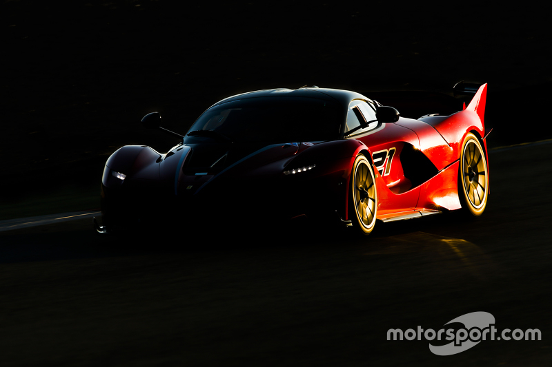 #1: Ferrari FXX K