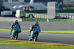 Efren Vazquez, Leopard Racing e Hiroki Ono, Leopard Racing