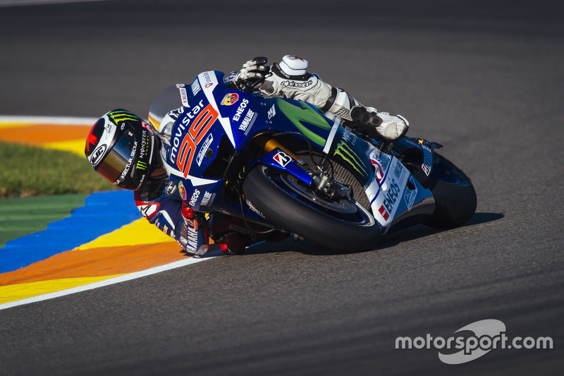 Jorge Lorenzo, Yamaha Factory Racing at GP de Japón