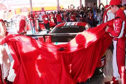 Presentación Ferrari 488 GTE y 488 GT3 de Ferrari