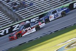 Austin Dillon, Richard Childress Racing Chevrolet dan Eric McClure