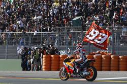 Второе место - Марк Маркес, Repsol Honda Team