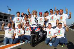 Open Class Winner and 2015 Champion Hector Barbera, Avintia Racing Ducati