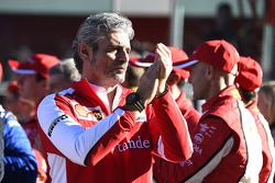 Maurizio Arrivabene, Team Principal Scuderia Ferrari