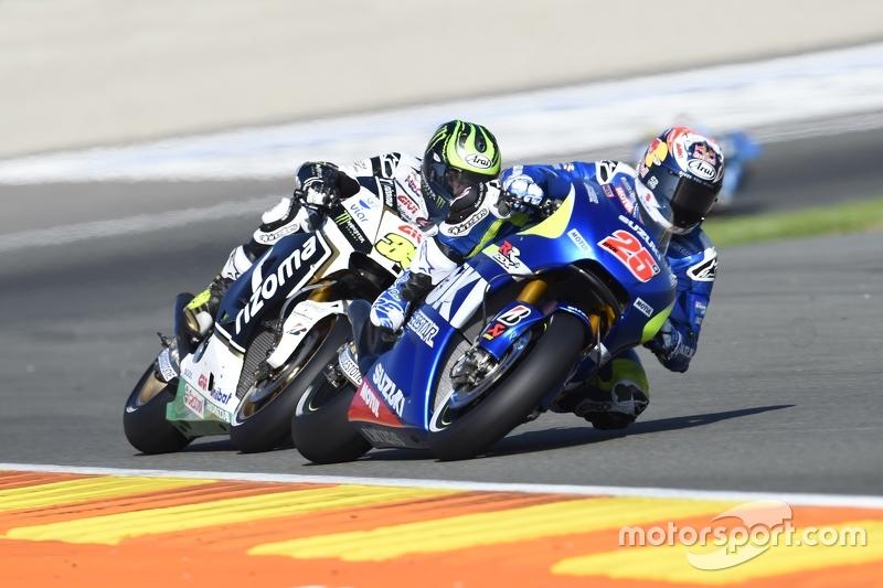 Маверік Віньялес, Team Suzuki MotoGP та Кел Крачлоу, Team LCR Honda
