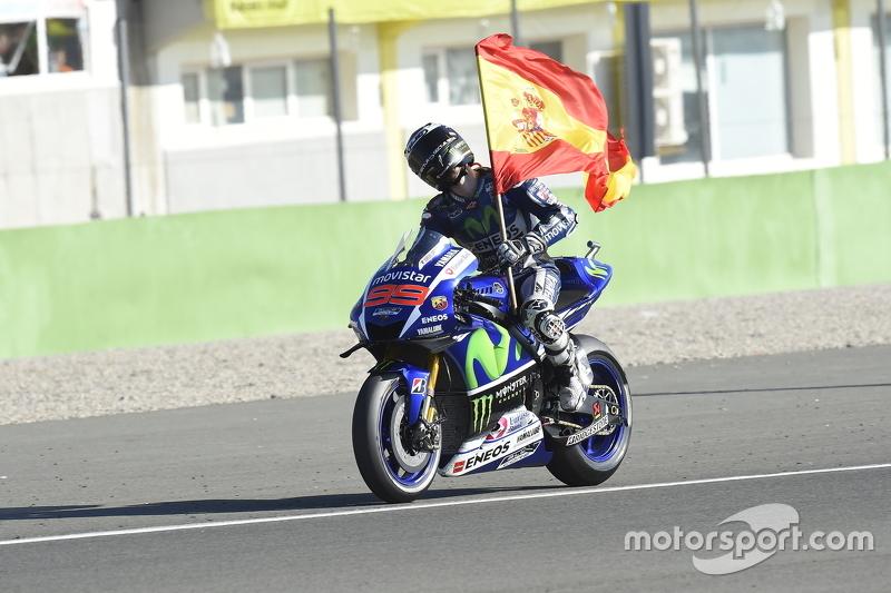 2015 - Jorge Lorenzo, Yamaha