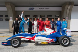 SRA代表着中国赛车运动基础