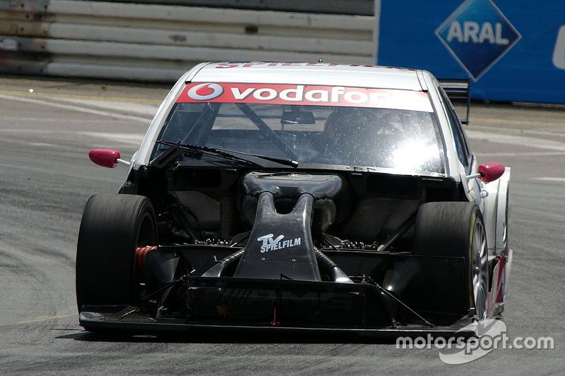 2007: Susie Wolff (Mercedes) am Norisring