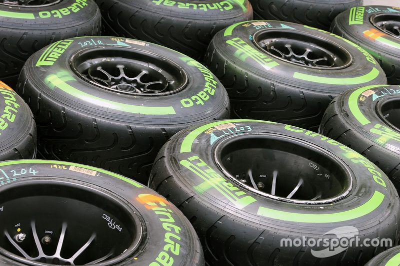 Pirelli neumáticos de mojado