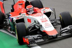Александр Росси, Manor F1 Team
