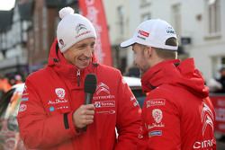 Kris Meeke et Mads Ostberg, Citroën World Rally Team