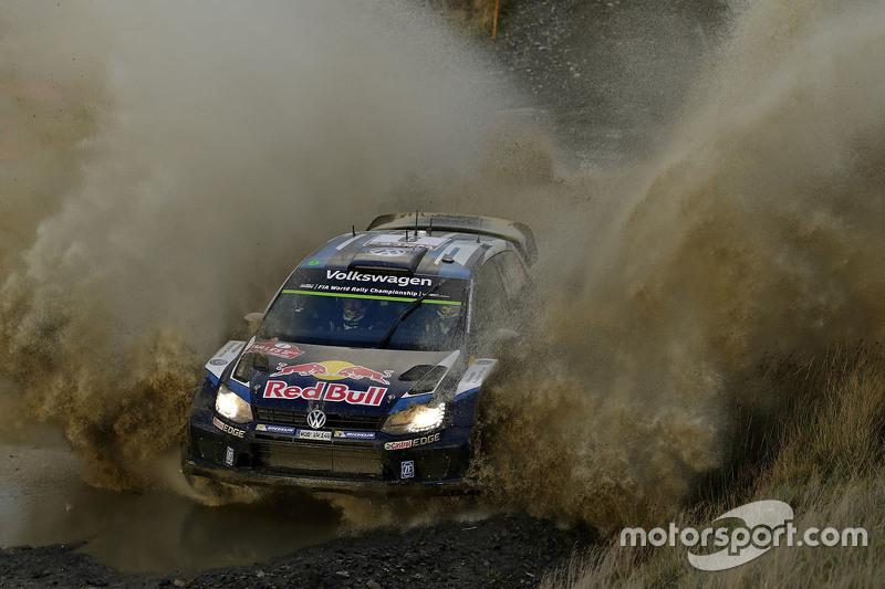 Andreas Mikkelsen en Ola Floene, Volkswagen Polo WRC