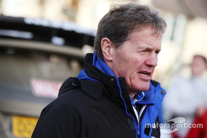 Malcolm Wilson, M-Sport Managing Director