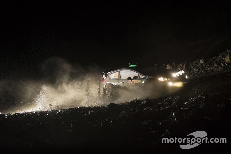 Лоренцо Бертеллі та Джованні Берначчіні, Ford Fiesta WRC