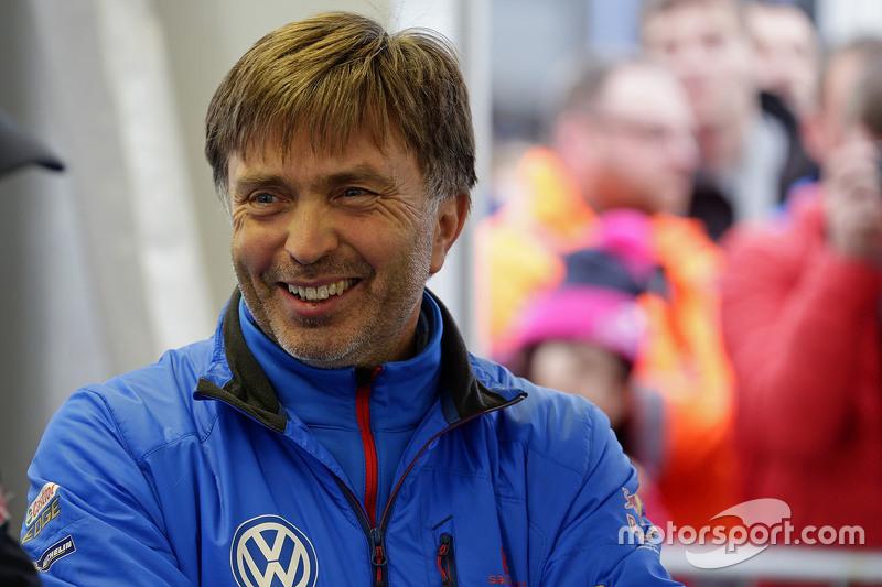 Jost Capito, Volkswagen-Sportchef