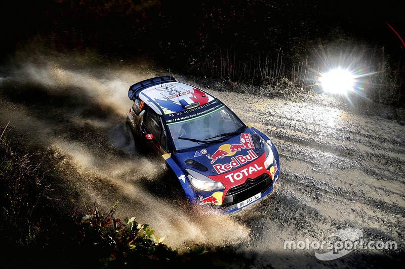WRC Groot-Brittannië 2015
