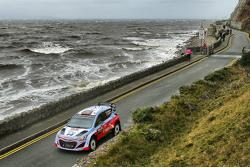 Даниэль Сордо и Марк Марти, Hyundai i20 WRC, Hyundai Motorsport
