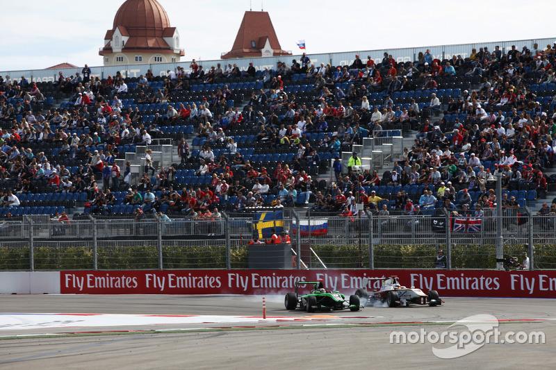 Sandy Stuvik, Status Grand Prix, Konstantin Tereshchenko, Campos Racing