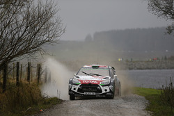 Kris Meeke e Paul Nagle, Citroën DS3 WRC, Citroën World Rally Team