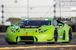 #16 Change Racing, Lamborghini Huracan: Bill Sweedler, Townsend Bell, Bryan Sellers, Madison Snow, B