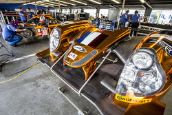 Michael Shank Racing, Teambereich