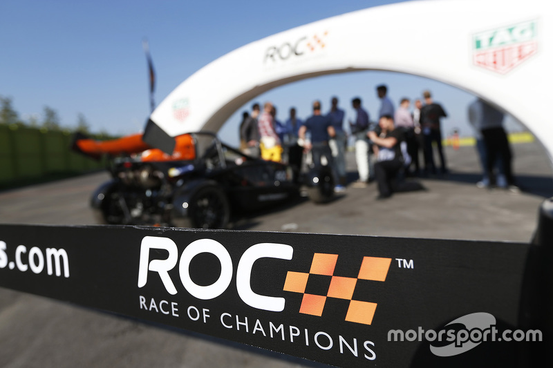 Race of Champions logo