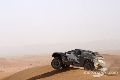Rallye OiLibya du Maroc