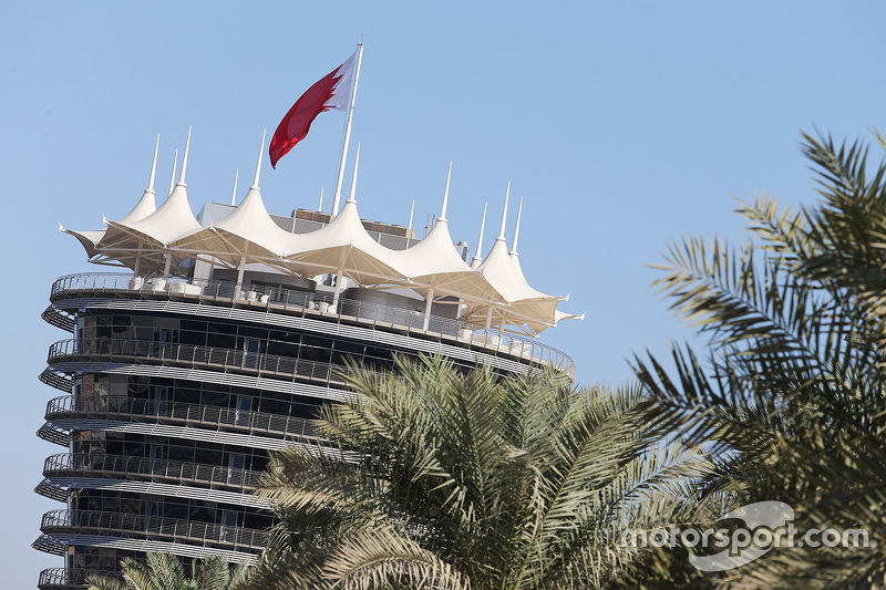 Atmósfera de Bahrein