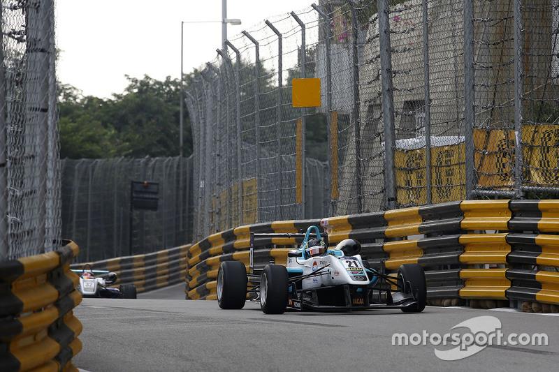 Daniel Juncadella, Fortec Motorsports, Dallara Mercedes-Benz