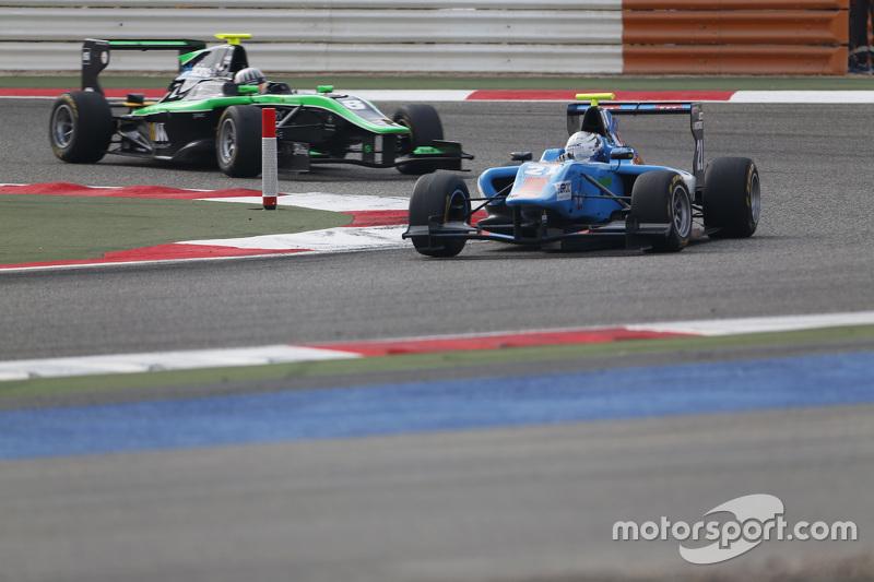 Матео Тушер, Jenzer Motorsport