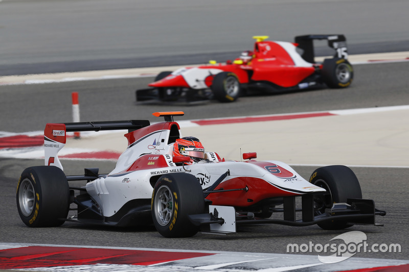 GP3 2015 - Bahreïn, Course 1