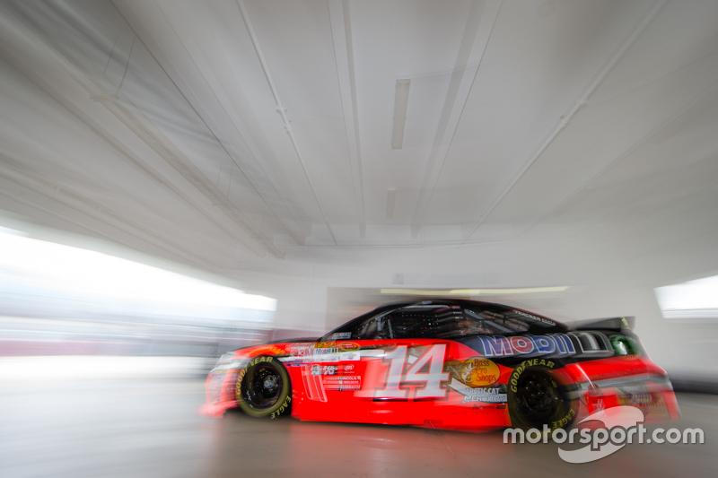 Platz 7: Tony Stewart (Stewart/Haas-Chevrolet), 77 Rennen