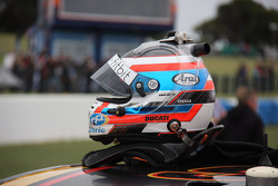 Уілл Девісон, Erebus Motorsport Mercedes шолом