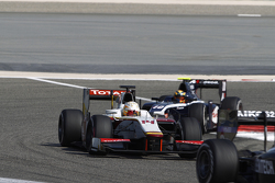 Arthur Pic, Campos Racing leads Artem Markelov, RUSSIAN TIME