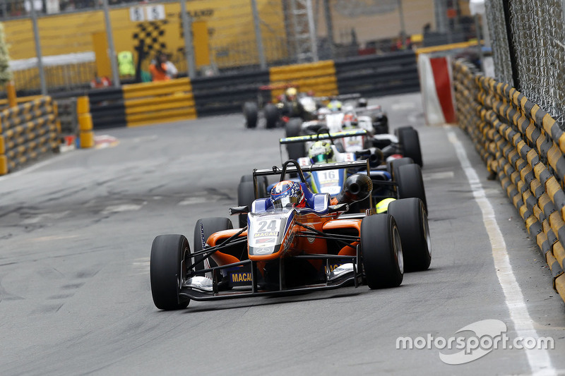 Santino Ferrucci, Mücke Motorsport, Dallara Mercedes-Benz