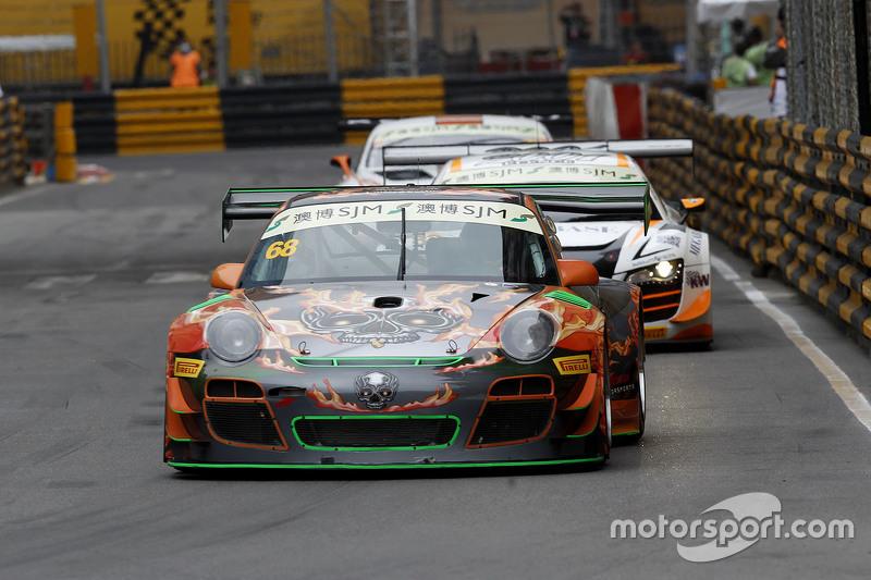 John Shen, Modena Motorsports, Porsche 997 GT3R