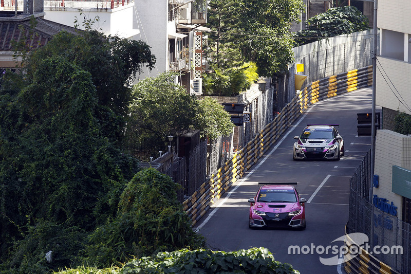 TCR - Henry Ho, Honda Civic TCR, Pas Macau Racing Team