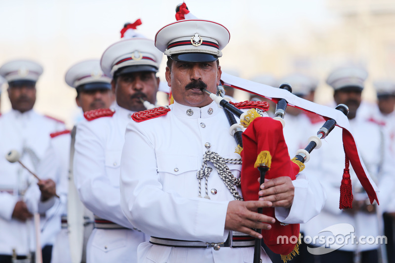 Atmosphäre in Bahrain