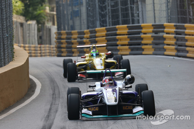 Li Zhi Cong, Jo Zeller Racing, Dallara Mercedes