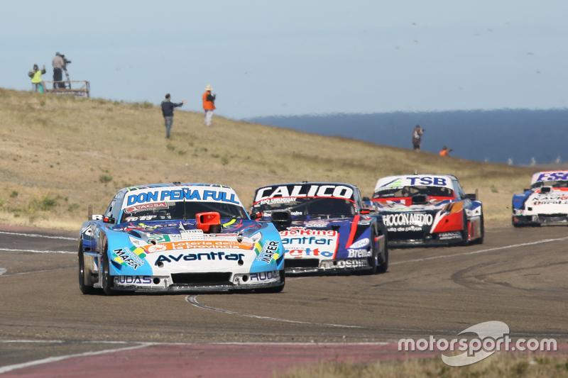 Мартін Понте, Nero53 Racing Dodge, Емануель Моріатіс, Alifraco Sport Ford, Жозе Мануель Уркера, Las