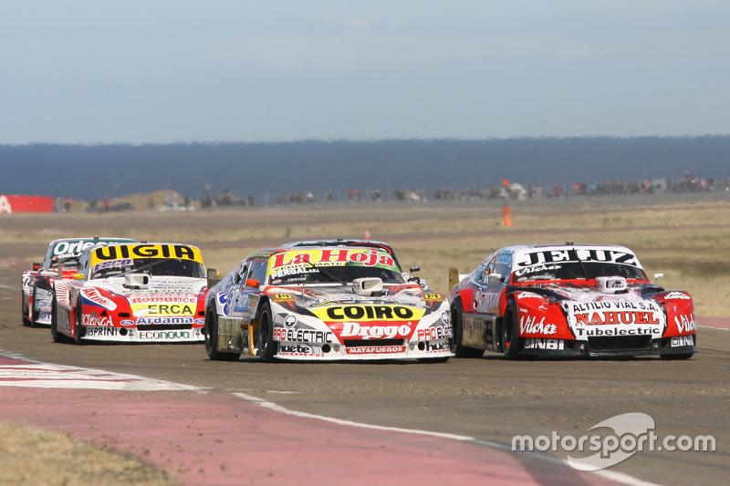 Педро Джентіле, JP Racing Chevrolet, Серхіо Ало, Coiro Dole Racing Chevrolet, Хуан Мануель Сільва, Catalan Magni Motorsport Ford