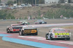 Mariano Werner, Werner Competicion Ford, Leonel Pernia, Las Toscas Racing Chevrolet, Juan Martin Tru