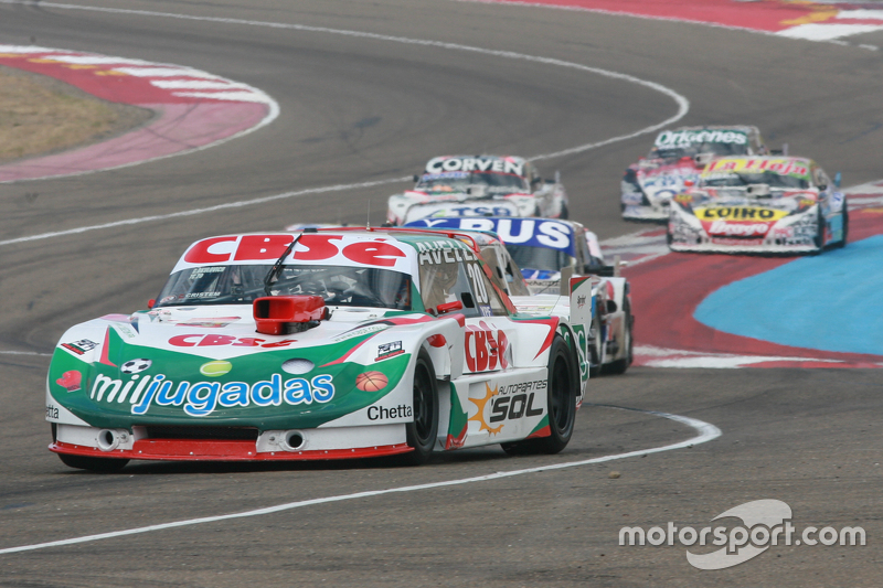 Карлос Окуловіч, Sprint Racing Torino, Габріель Понсе де Леон, Ponce de Leon Competicion Ford, Серхіо Ало, Coiro Dole Racing Chevrolet