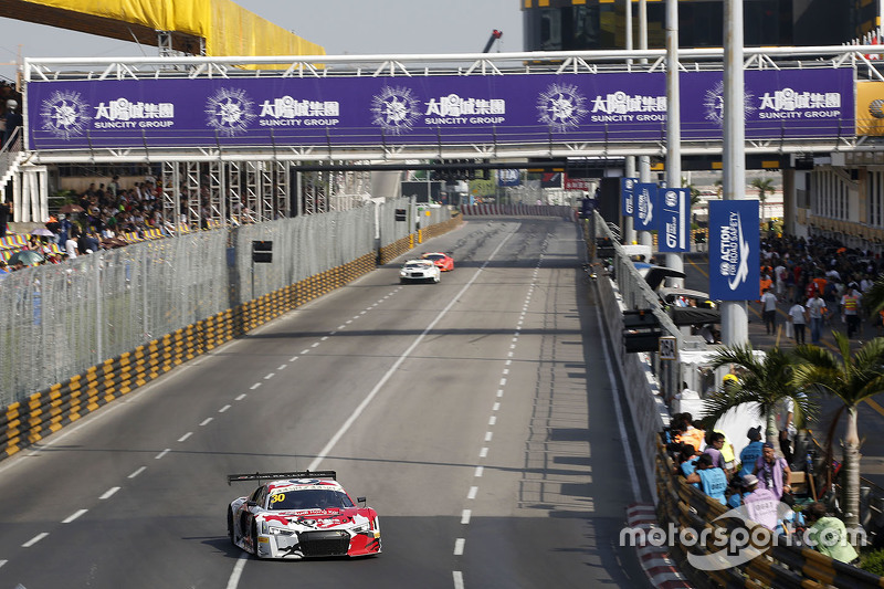 Lee Ying Kin, Marchy, Audi Hong Kong Audi R8 LMS