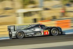 #4 ByKolles Racing CLM P1/01: Simon Trummer, Rene Binder