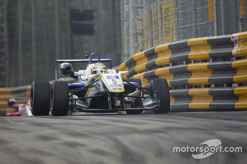 4. Kenta Yamashita, Tom's, Dallara Toyota