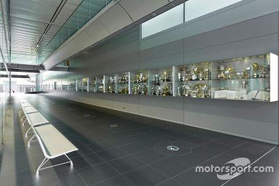 McLaren Teknoloji Merkezi ziyareti