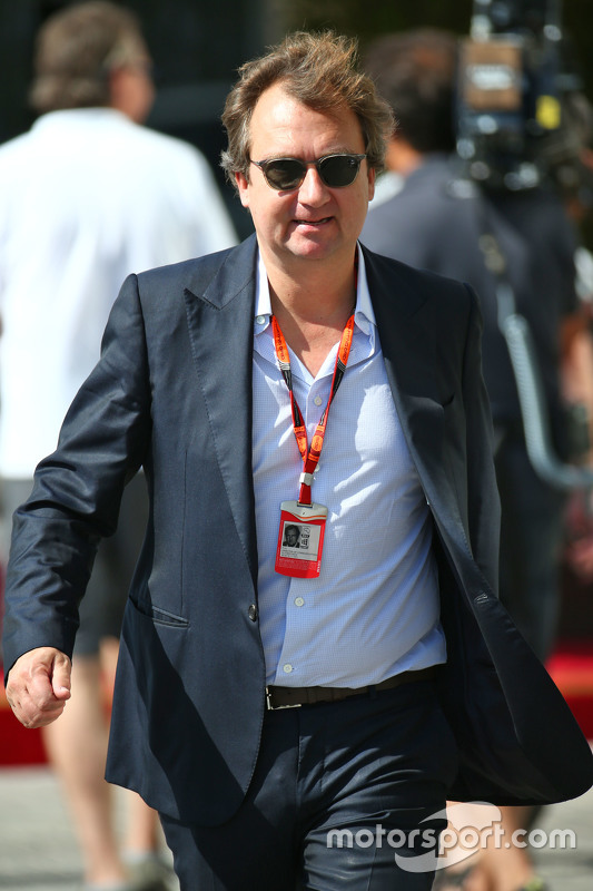 Olivier Fisch, FIA Director of Communications
